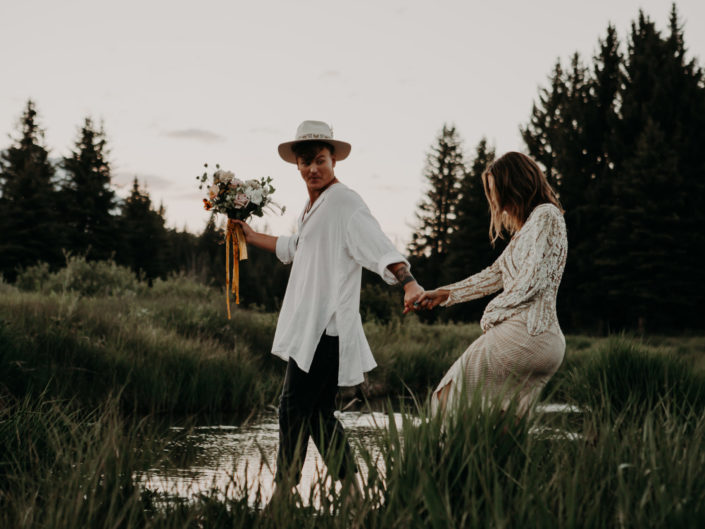 Adventure Elopement Photography