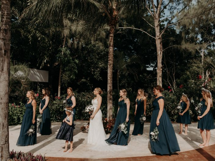 Kaitlyn + Garrett's Mexico Destination Wedding