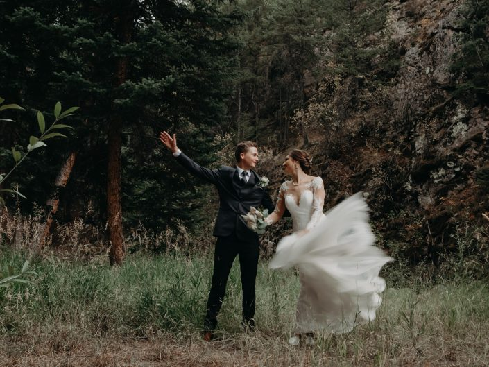 Lindsey + Ryan's Blackstone Ranch Wedding